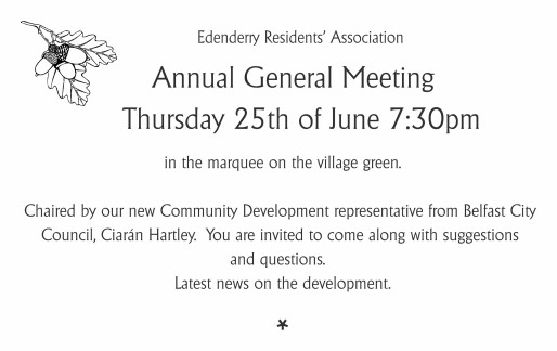 AGM notice web