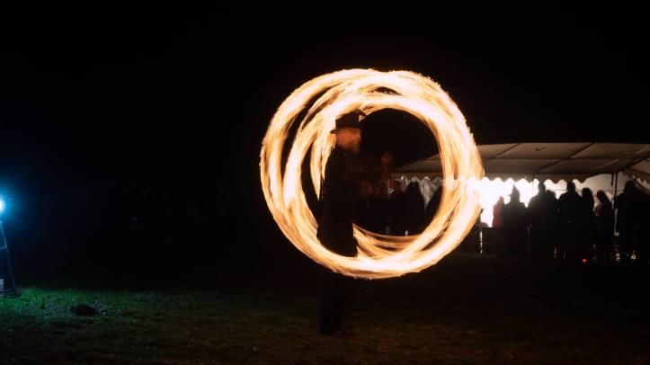 Fire Juggle